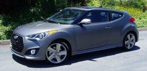 Test Drive: 2013 Hyundai Veloster Turbo