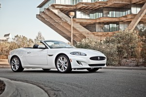 2012 Jaguar XKR - Side 1