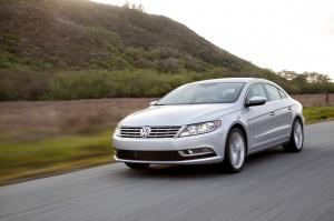2013 Volkswagen CC- Front View