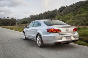 2013 Volkswagen CC - Rear View