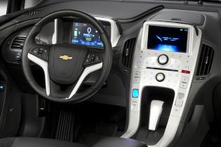 2011 Chevrolet Volt - Dashboard