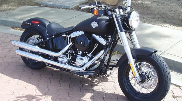 Test Ride: 2012 Harley-Davidson FLS Softail Slim