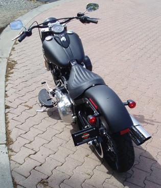 2012 Harley-Davidson FLS - Top