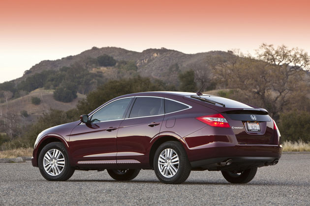 2012 Honda Crosstour - rear