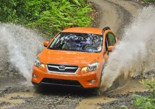 2012 Subaru XV Crosstrek - Action