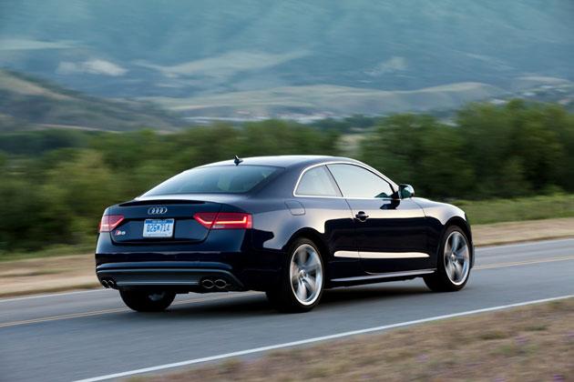 2013 Audi Allroad Side - Back