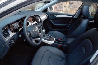 2013 Audi Allroad Side - Interior