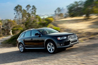 2013 Audi Allroad - On the road