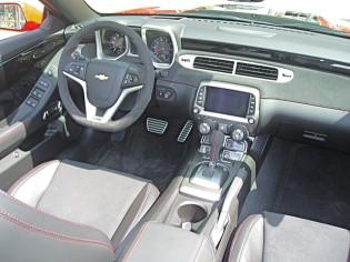2013 Chevrolet Camaro ZL1 - Interior