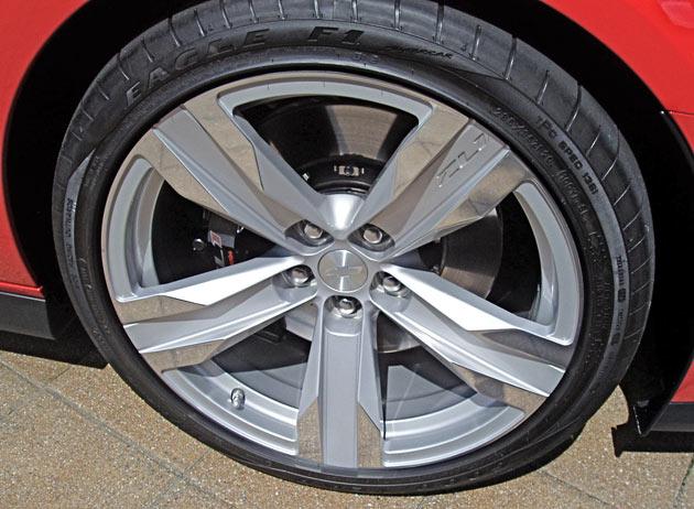 2013 Chevrolet Camaro Zl1 Wheels Our Auto Expert