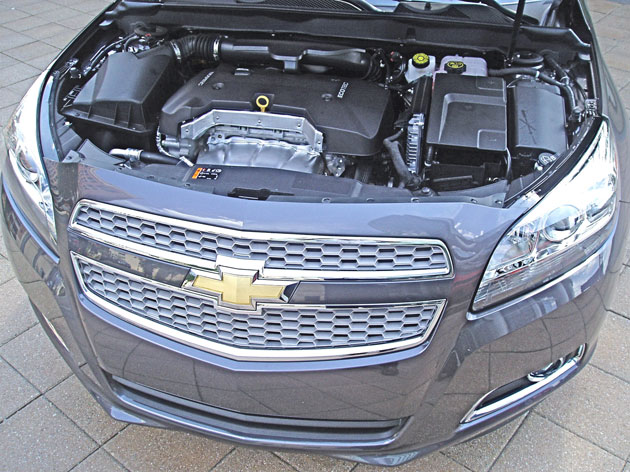 2013 Chevrolet Malibu - Engine