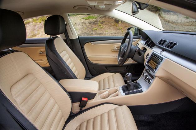 2013 Volkswagen CC - Interior