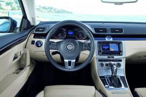 2013 Volkswagen CC - Dashboard