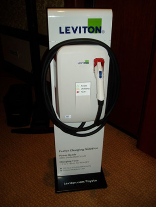 Leviton Charging Station