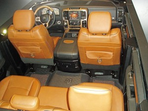 2013 Ram 1500 - Seats