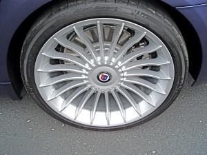 2013 BMW Alpina - Wheels