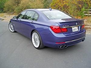 2013 BMW Alpina - Side View