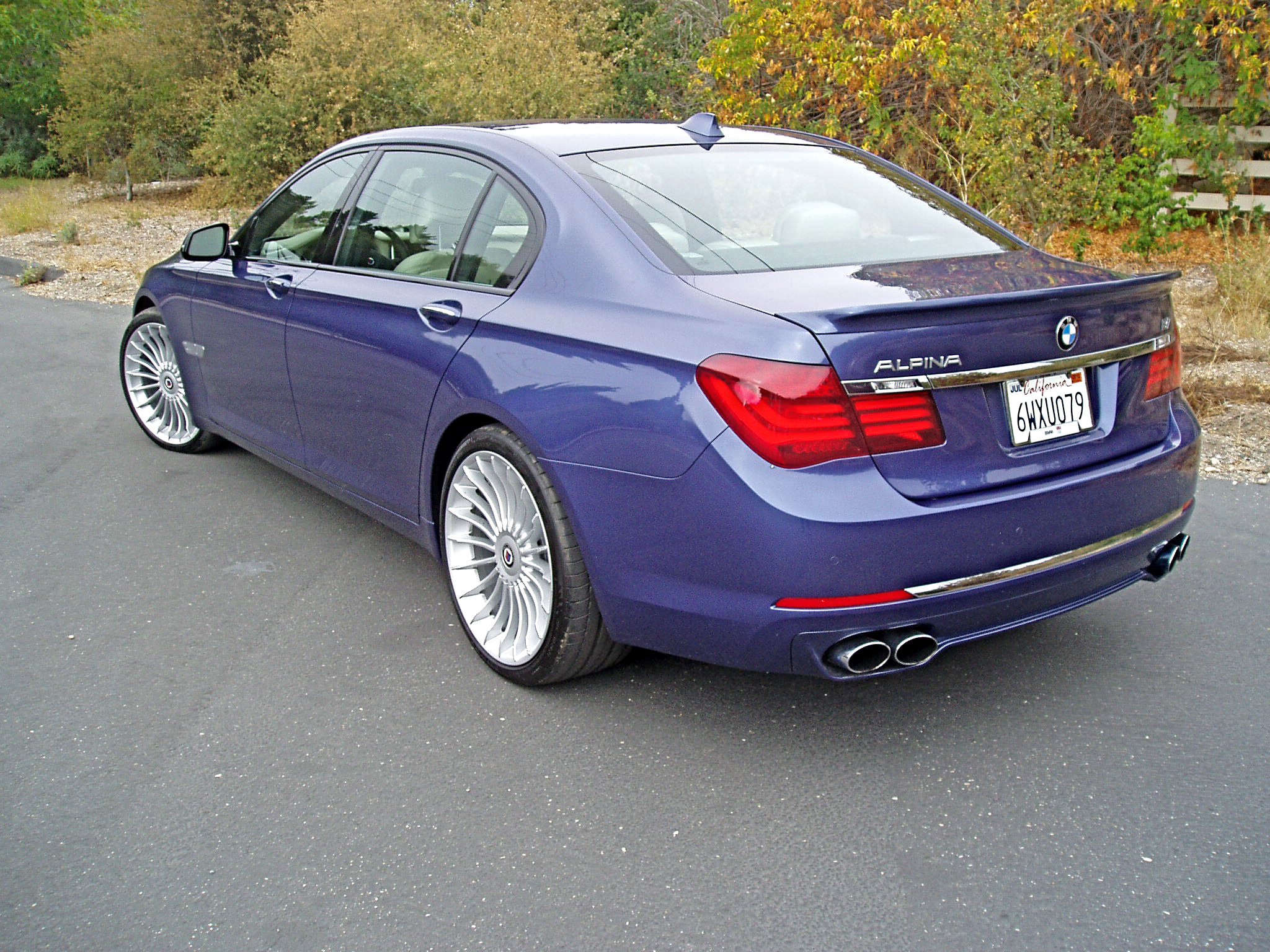 2013 bmw alpina b7 sedan our auto expert. Black Bedroom Furniture Sets. Home Design Ideas