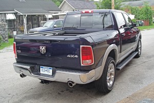 2013 Ram 1500 - Rear view