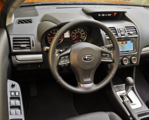 2013 Subaru_XV_Crosstrek -Dashboard