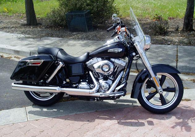2012 Harley Davidson FLD