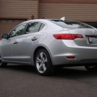 2013 Acura ILX Rear viewnbsp