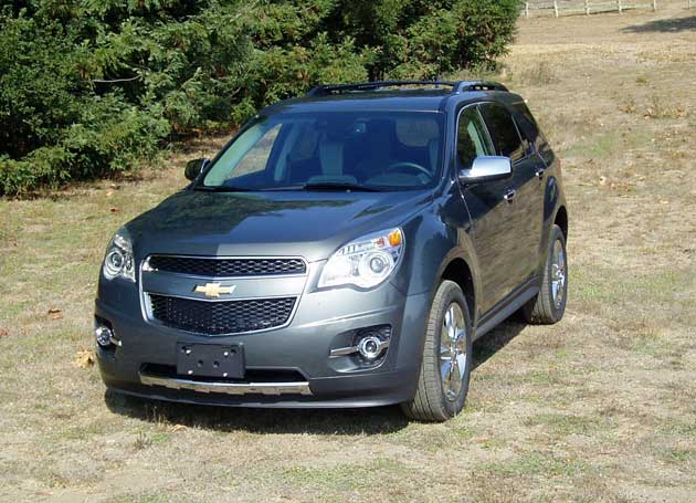 test drive 2013 chevrolet equinox awd ltz our auto expert. Black Bedroom Furniture Sets. Home Design Ideas