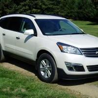 2013 Chevrolet Traversenbsp