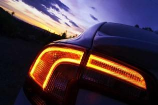 2013 Volvo S60 - Tail lights