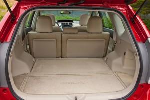 2012 Toyota Prius v cargo