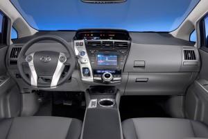 2012 Toyota Prius v dash