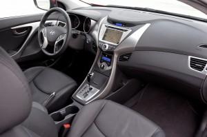 2013 Hyundai Elantra - Interior