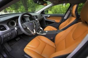 2013 Volvo S60 - Interior