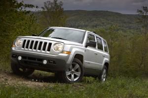 2012 Jeep Patriot - Action Shot