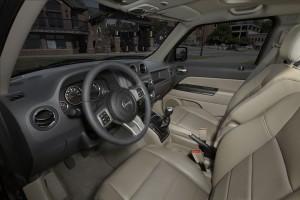2012 Jeep Patriot - Interior