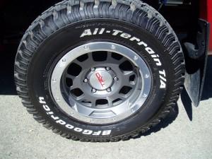 2012 Toyota Tacoma - Wheels