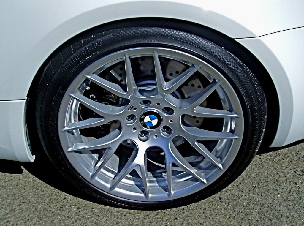 2012 BMW M3 - Wheels