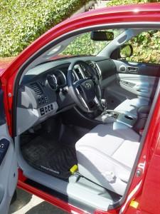 2012 Toyota Tacoma- Interior