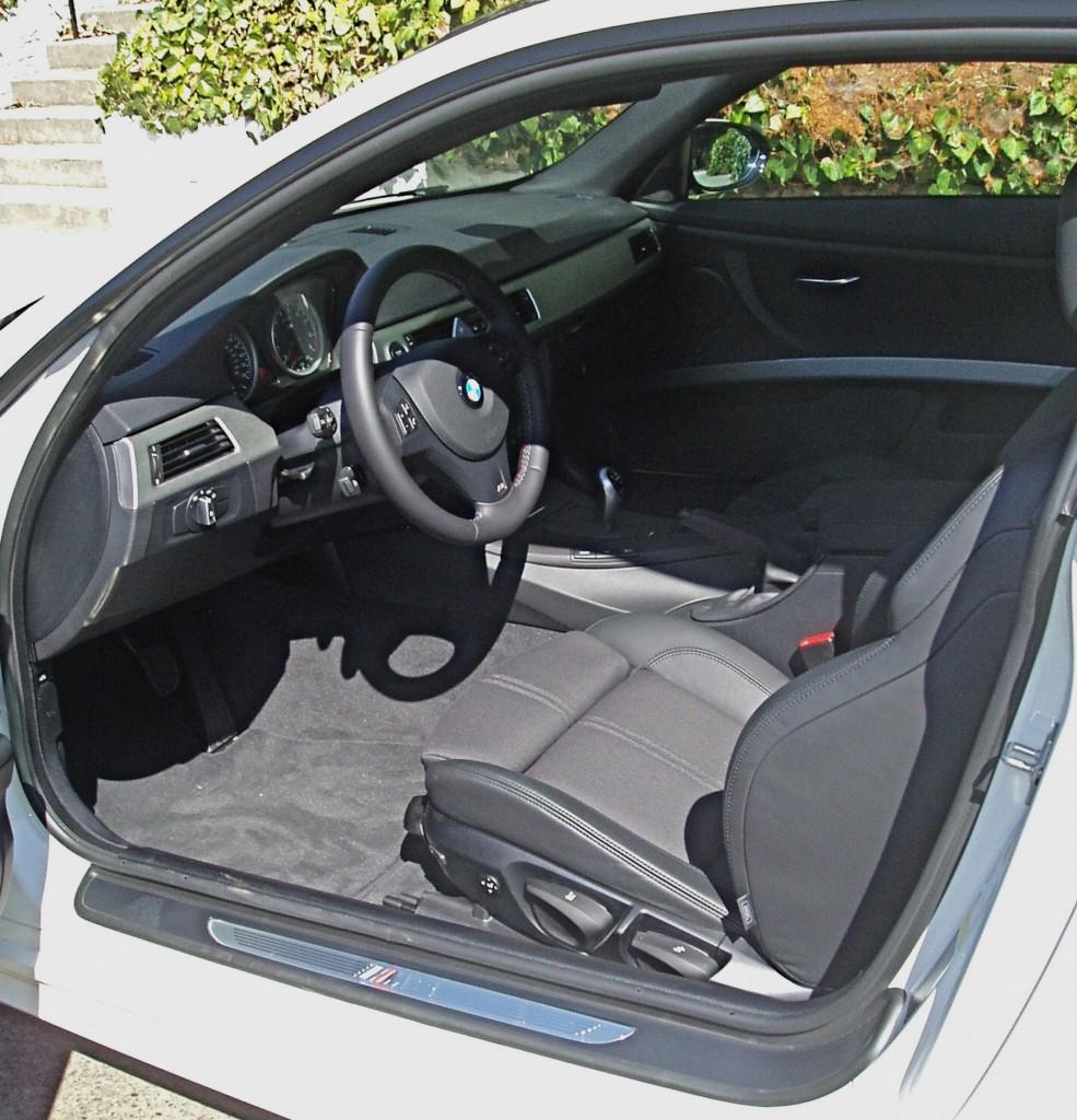 2012 BMW M3 - Interior