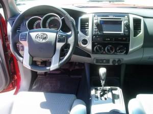 2012 Toyota Tacoma - Dashboard