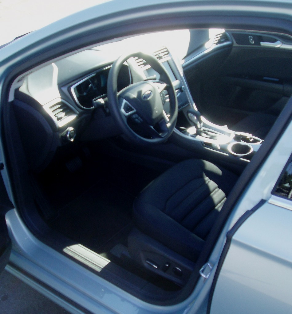 2013 Ford Fusion - Interior