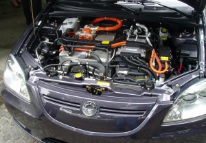 2012 CODA - Engine Compartment