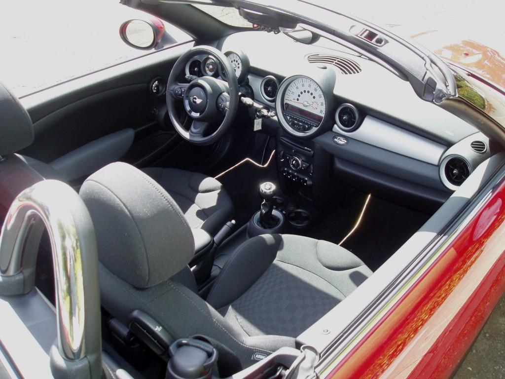 2012 MINI Cooper - Interior