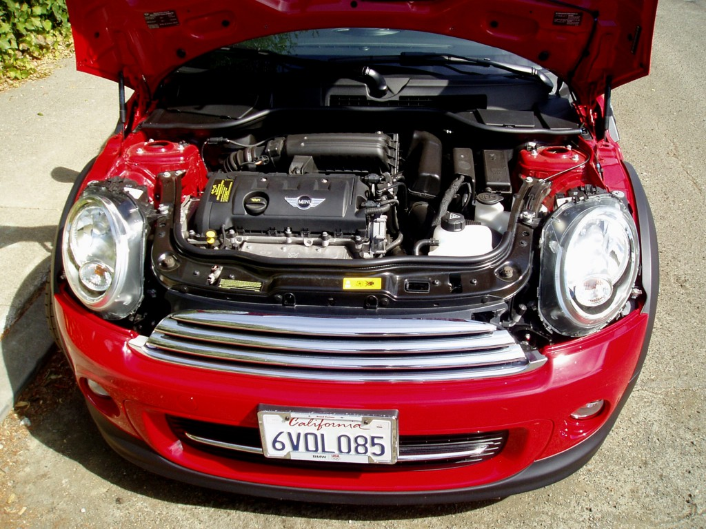 2012 MINI Cooper - Engine Compartment