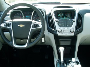2013 Chevrolet Equinox - Dashboard