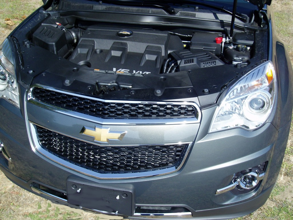 2013 Chevrolet Equinox - Engine Compartment