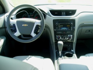 2013 Chevrolet Traverse - Dashboard