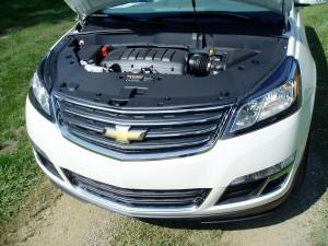 2013 Chevrolet Traverse- Engine Compartment