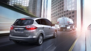 2013 Ford C-Max - action shot