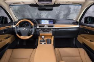 2013 Lexus LS - interior